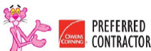 Prefered Contrator Logo