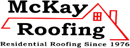 McKay Roofing - Footer Logo