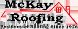 McKay Roofing - Website Logo
